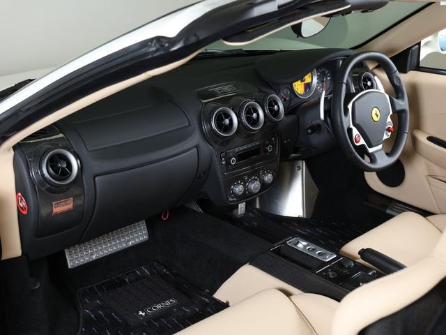 「フェラーリ」「フェラーリ F430スパイダー」「オープンカー」「東京都」の中古車16