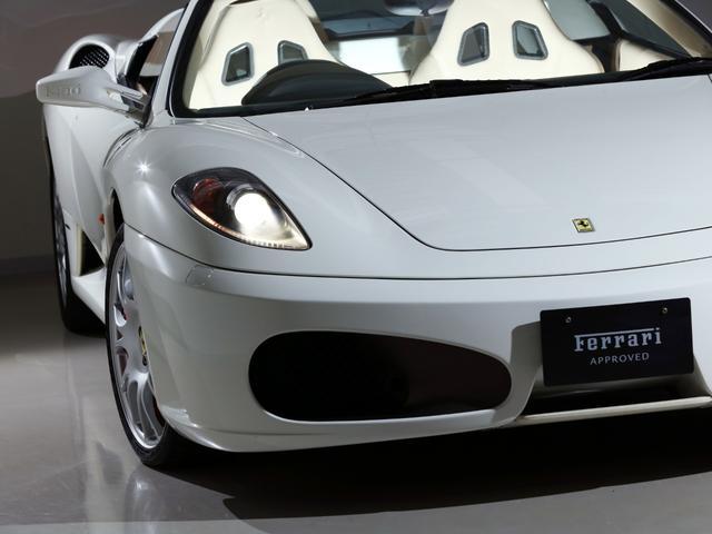 「フェラーリ」「フェラーリ F430スパイダー」「オープンカー」「東京都」の中古車20