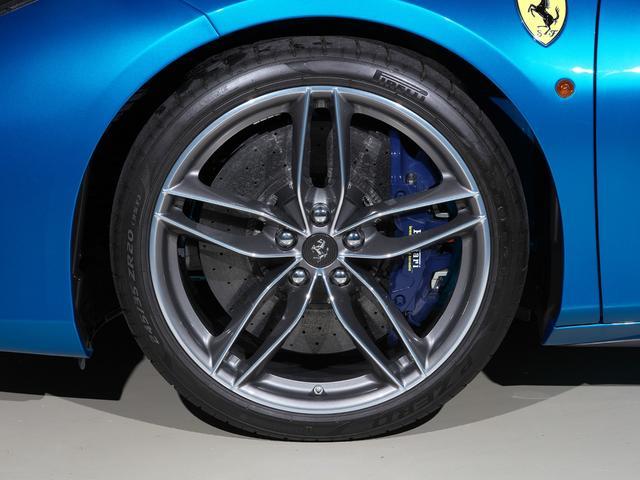 「フェラーリ」「フェラーリ 488スパイダー」「オープンカー」「東京都」の中古車9