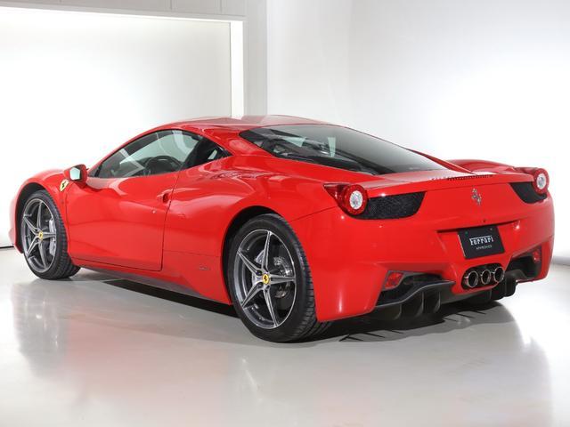 「フェラーリ」「フェラーリ 458イタリア」「クーペ」「東京都」の中古車3