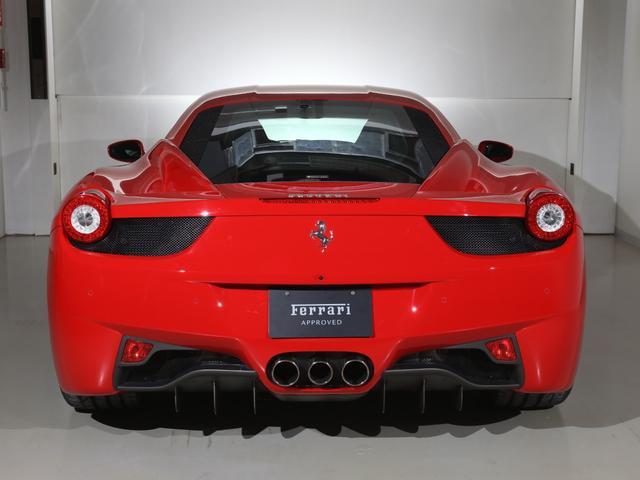 「フェラーリ」「フェラーリ 458イタリア」「クーペ」「東京都」の中古車4