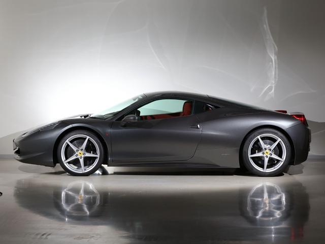 「フェラーリ」「フェラーリ 458イタリア」「クーペ」「東京都」の中古車5