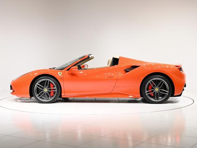 「フェラーリ」「488スパイダー」「オープンカー」「東京都」の中古車5