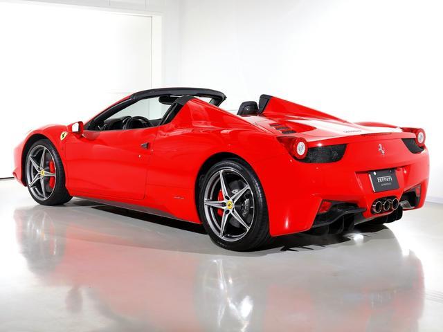 「フェラーリ」「458スパイダー」「オープンカー」「東京都」の中古車3