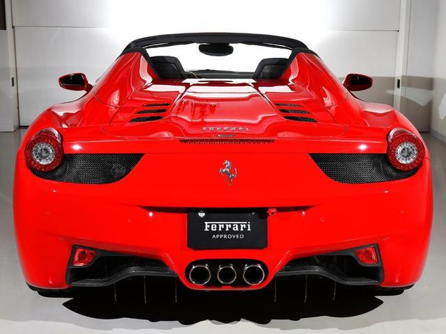 「フェラーリ」「458スパイダー」「オープンカー」「東京都」の中古車4