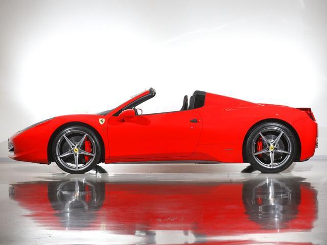 「フェラーリ」「458スパイダー」「オープンカー」「東京都」の中古車5