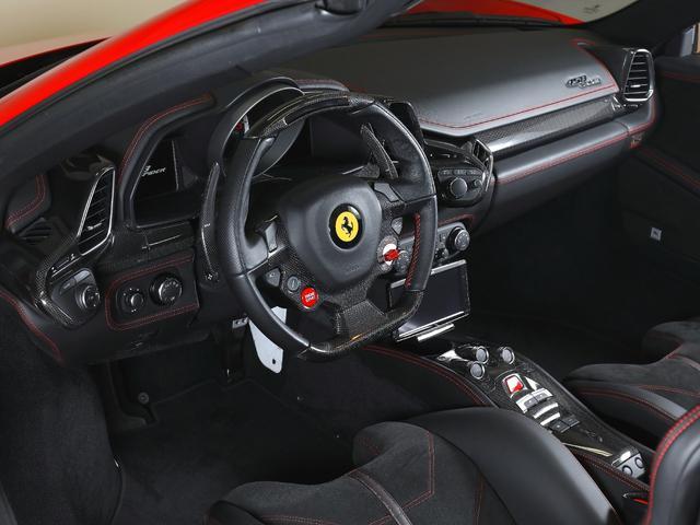 「フェラーリ」「458スパイダー」「オープンカー」「東京都」の中古車6