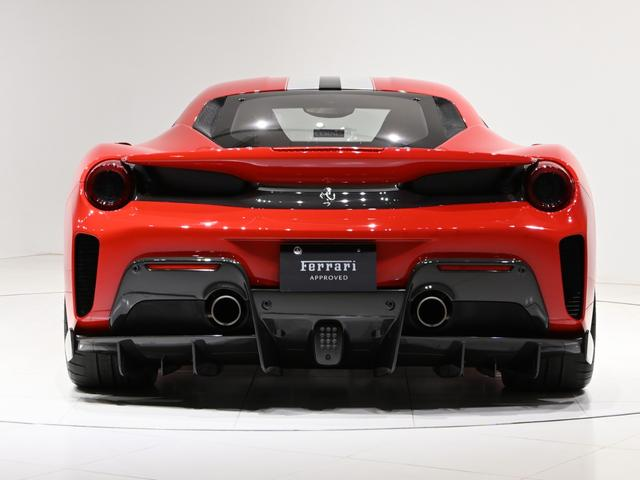 「フェラーリ」「488ピスタ」「クーペ」「東京都」の中古車4