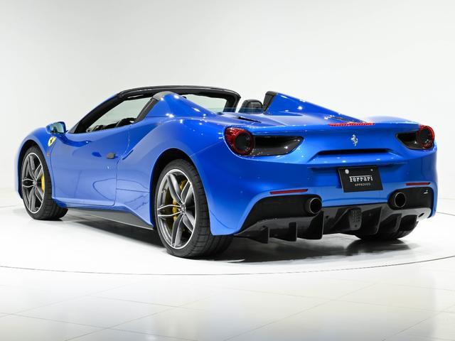 「フェラーリ」「488スパイダー」「オープンカー」「東京都」の中古車3