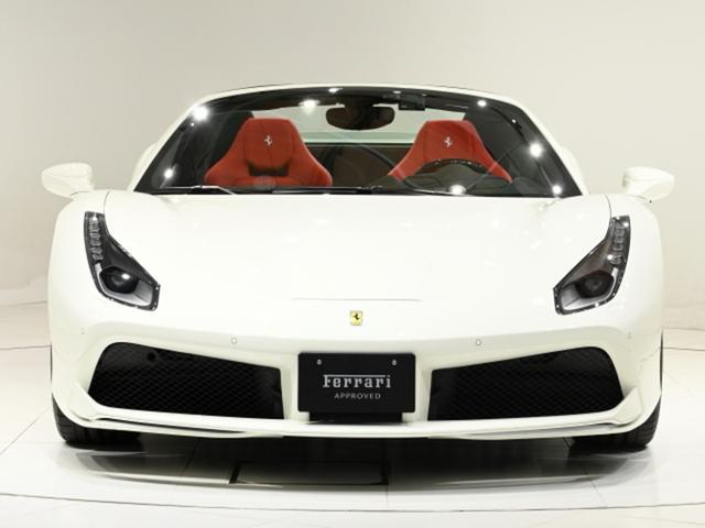 「フェラーリ」「488スパイダー」「オープンカー」「東京都」の中古車2
