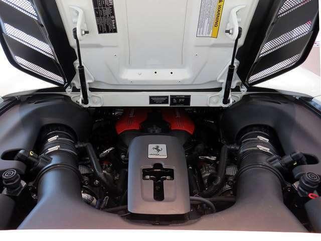 「フェラーリ」「488スパイダー」「オープンカー」「愛知県」の中古車7