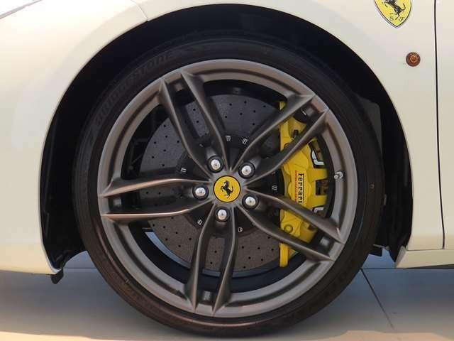 「フェラーリ」「488スパイダー」「オープンカー」「愛知県」の中古車8