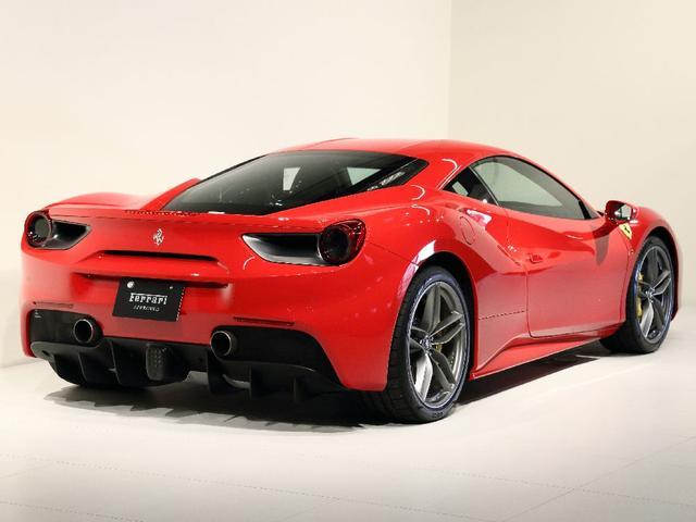 フェラーリ フェラーリ 488GTB F1 DCT