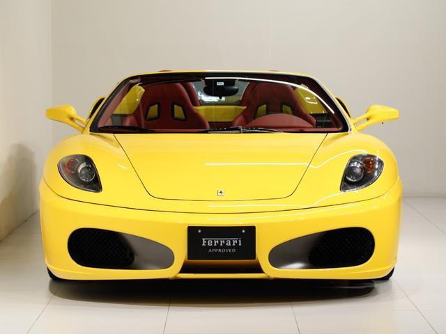 「フェラーリ」「フェラーリ F430スパイダー」「オープンカー」「大阪府」の中古車3