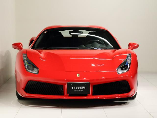 「フェラーリ」「フェラーリ 488スパイダー」「オープンカー」「大阪府」の中古車3