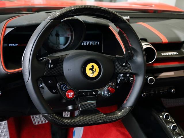 「フェラーリ」「フェラーリ 812スーパーファスト」「クーペ」「大阪府」の中古車9