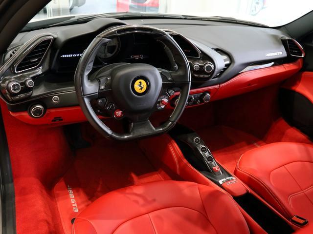 「フェラーリ」「フェラーリ 488GTB」「クーペ」「大阪府」の中古車8