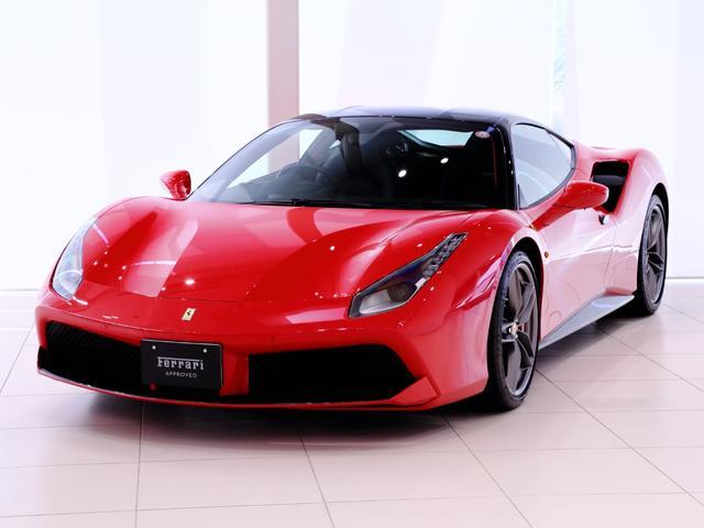 「フェラーリ」「フェラーリ 488GTB」「クーペ」「大阪府」の中古車2