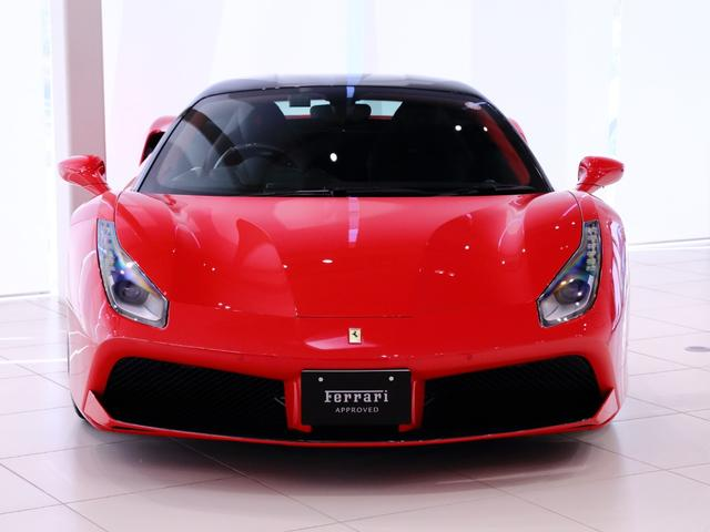 「フェラーリ」「フェラーリ 488GTB」「クーペ」「大阪府」の中古車3