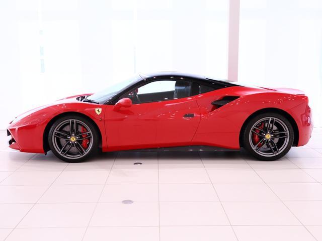 「フェラーリ」「フェラーリ 488GTB」「クーペ」「大阪府」の中古車4