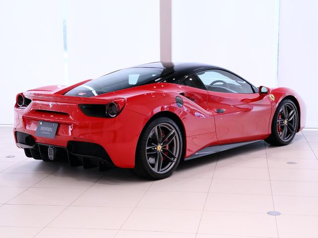 「フェラーリ」「フェラーリ 488GTB」「クーペ」「大阪府」の中古車5