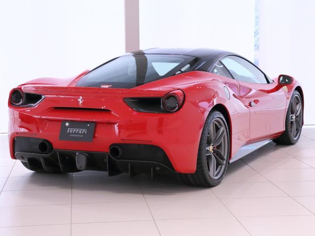 「フェラーリ」「フェラーリ 488GTB」「クーペ」「大阪府」の中古車6