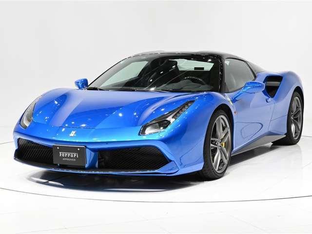 「フェラーリ」「488スパイダー」「オープンカー」「大阪府」の中古車2