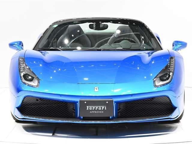 「フェラーリ」「488スパイダー」「オープンカー」「大阪府」の中古車3