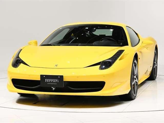 「フェラーリ」「458イタリア」「クーペ」「大阪府」の中古車2