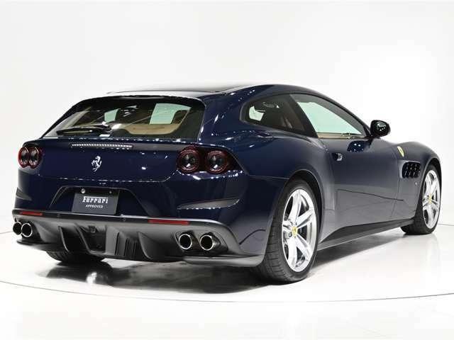 190項目に及ぶ、フェラーリ社の厳しい項目をクリアした車両のみ、認定中古車となります。