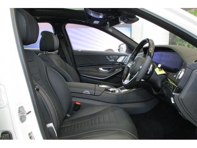 S560ロング AMGスタイリングパッケージ(8枚目)