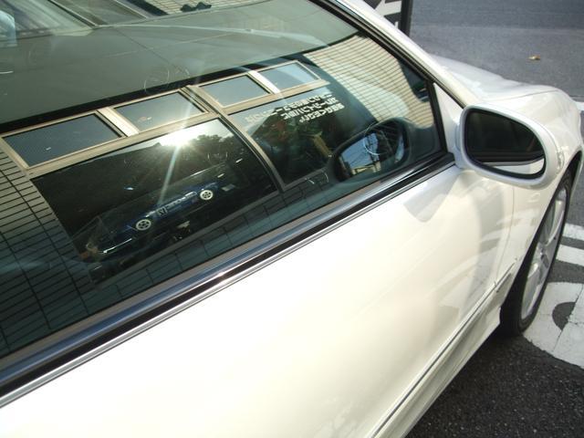 メルセデス・ベンツ M・ベンツ CLK200コンプレッサー アバンギャルド ワンオーナー車