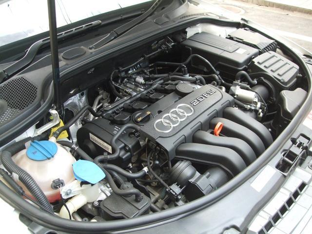 アウディ アウディ A3 スポーツバック2.0FSI 純正HDDナビ ワンオーナー車
