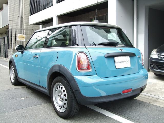 ワン 限定色オキシジェンブルー ワンオーナー車(4枚目)