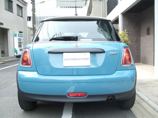 ワン 限定色オキシジェンブルー ワンオーナー車(6枚目)