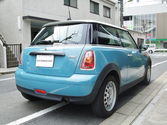ワン 限定色オキシジェンブルー ワンオーナー車(7枚目)