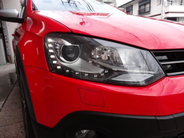 フォルクスワーゲン VW ポロ クロスポロHDDナビETCインタークーラーターボ7速AT