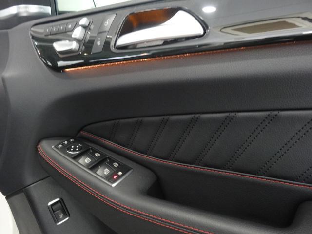 GLE350d 4WD クーペスポーツ1オーナ新車保証SR(13枚目)