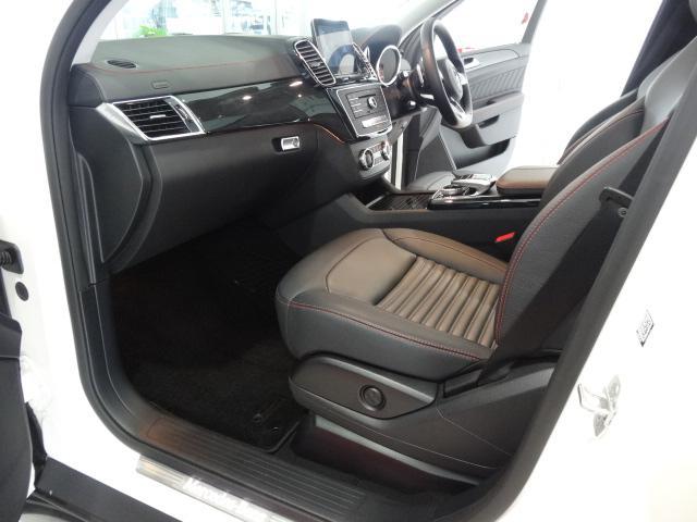GLE350d 4WD クーペスポーツ1オーナ新車保証SR(17枚目)
