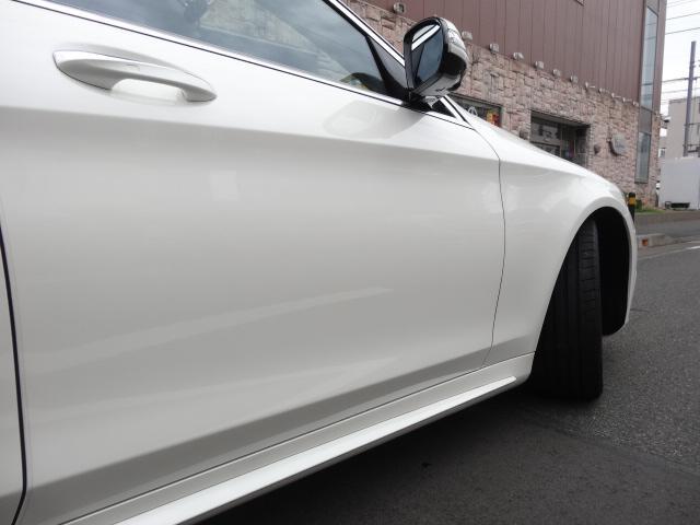 S400hAMGラインラグジュアリPKGサンルーフベージュ革(18枚目)