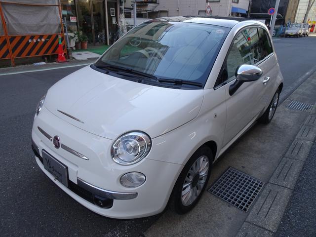 「フィアット」「フィアット 500」「コンパクトカー」「神奈川県」の中古車15