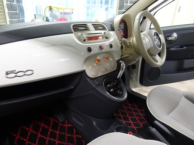 「フィアット」「フィアット 500」「コンパクトカー」「神奈川県」の中古車32