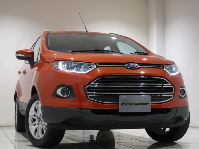 フォード フォード エコスポーツ タイタニアム 未使用 クルコンBセンサー保証継承