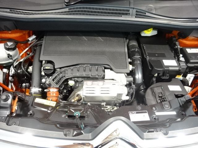 2015年から2018年まで4年連続インターナショナル・エンジン・オブ・ザ・イヤーの最優秀賞(1.0〜1.4L部門)に輝いた定評ある1.2L PureTech 3気筒ターボエンジンを搭載。