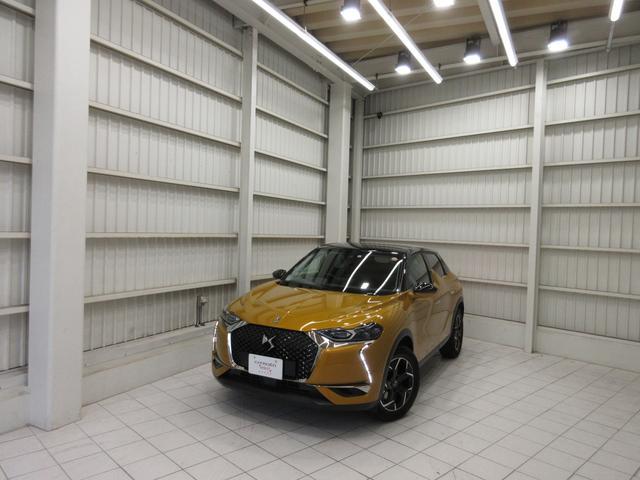 「シトロエン」「DS3クロスバック」「SUV・クロカン」「栃木県」の中古車22