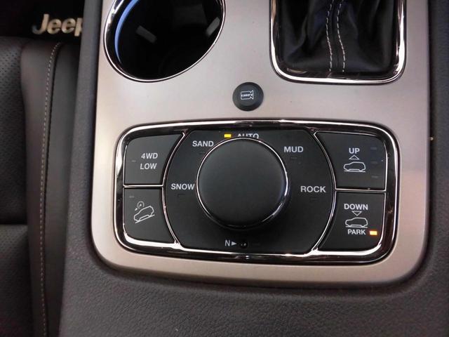 クライスラー・ジープ クライスラージープ グランドチェロキー サミット ワンオーナー 本革シート 認定中古車