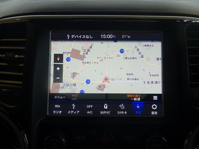 トラックホーク ラグーナレザー  1オーナー 新車保証継承(15枚目)