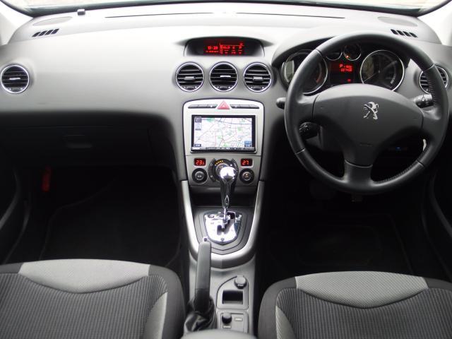 プジョー プジョー 308 Premium 1.6Lターボエンジン SDナビ ETC付