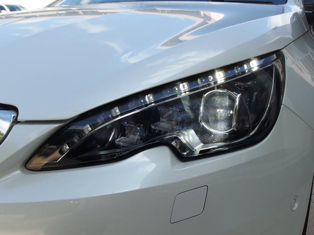 プジョー プジョー 308 SW GT BlueHDi デモアップ 純正ナビ 18インチ