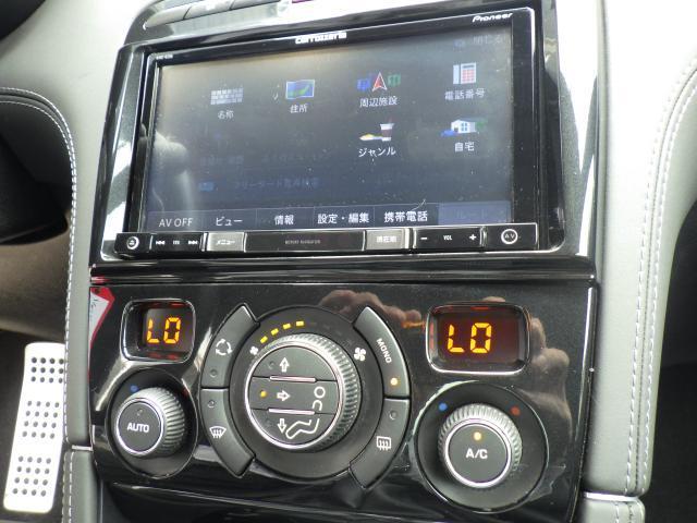 LHD 6MT フェイスリフト ナビ フルレザーシート(8枚目)